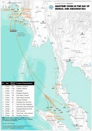 Map The Epic And Horrific Sea Journeys Made In The Southeast Asian