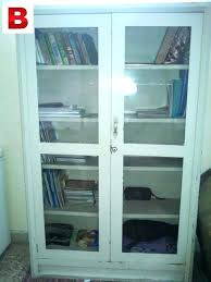 steel bookcase with glass doors iron bookshelf steel iron bookshelf with glass doors iron wall shelves