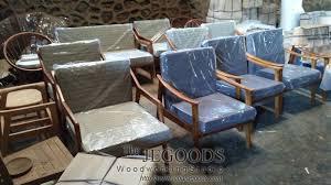 we produce midcentury retro scandinavia furniture made of teak indonesia