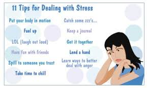 stress inc activity teachengineering tips put your body in motion fuel up laugh out loud have 11 tips for dealing stress