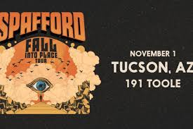 191 Toole Seating Chart Spafford At 191 Toole On 1 Nov 2019 Ticket Presale Code