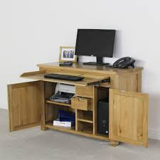 hidden home office. Hidden Home Office Solid Oak Spaces In Homes