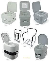 Plastic Portable Toilet Outdoor Mobile Toilet Sanitary Ware ...