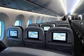 787 dreamliner seating