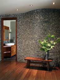 Small Picture Home Design Ideas interior stone wall ideas cladding Stacked