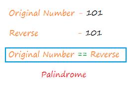 Learn palindrome program in java using reverse method and also without using reverse method with for loop. Java Program For Palindrome Number Pencil Programmer
