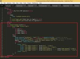 step by step php tutorials for