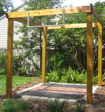 Diy Outdoor Pull Up Bar  RawsollaComBackyard Pull Up Bar Plans