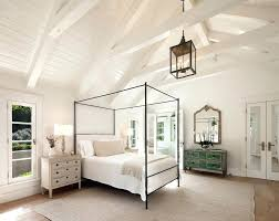 Farmhouse Canopy Bed Farmhouse Canopy Bed Metal Canopy Bed Frame ...