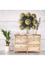 decors contemporary large metal