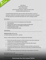 Resumese Sales Associate Part Time Objective Shoe Job Description