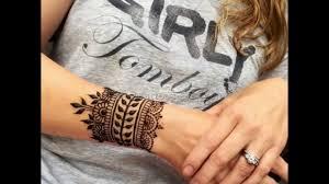 тату на руке женские браслет тату браслет на руке для девушек