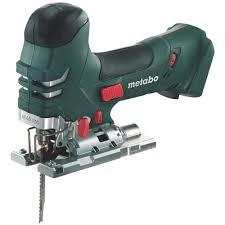 jig saw tool. metabo sta 18 ltx 18v cordless lithium-ion jig saw (bare tool) tool 1