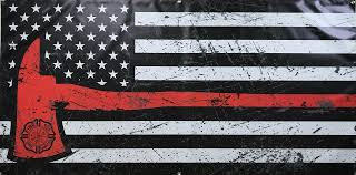 Image result for american flag images fireman