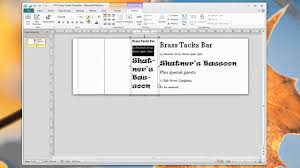 templates for raffle tickets in microsoft word how to design a ticket in publisher youtube