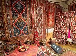 azerbaijani carpets history