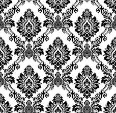 vintage wallpaper pattern. Contemporary Pattern Seamless Damask Pattern Vintage Wallpaper Black And White For Wallpaper Pattern