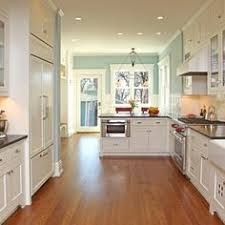 galley kitchen remodel to open concept