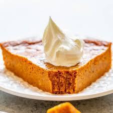 crustless pumpkin pie recipe super