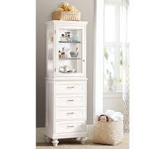 Fine Bathroom Floor Storage Cabinets Throughout Models Design