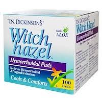 Dickinson Brands, <b>T.N. Dickinson</b>, <b>геморроидальные</b> прокладки из ...