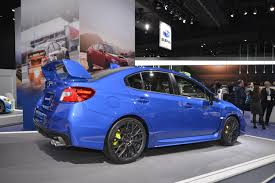 2018 subaru impreza wrx. perfect wrx 2018 subaru wrx and sti live from detroit  to subaru impreza wrx k