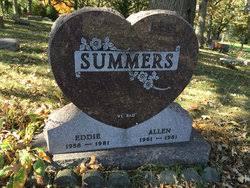 """Lonnie E """"Eddie"""" Summers Jr. (1958-1981) - Find A Grave Memorial"""