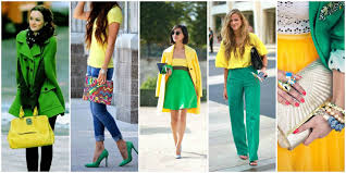 10 Perfect Clothing Colour Combinations For 2019 The Trend