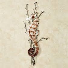 on seahorse wall art metal with atlantic seahorse metal wall art