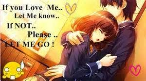 anime love wallpapers and quotes tagalog. Plain Wallpapers Cute Anime Couples With Quotes Images U0026 Pictures  Becuo Love Wallpapers And Tagalog