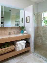 beach themed bathroom double sink vanity sea s curtain sea wall color wooden laminate flooring dark