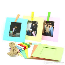 2019 paper photo frame set for fuji instax polaroid mini s from china 0 71 dhgate com