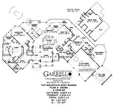 151 best dream home, floor plans \u003c3 images on pinterest house Small Double Wide Mobile Home Floor Plans mountain mist manor house plans by garrell associates, inc small double wide mobile homes floor plans