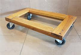 jet wdc 3018 wooden dolly with carpet ends id009990