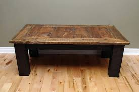 reclaimed wood coffee table diy collection reclaimed wood coffee table diy new coffee table ideas