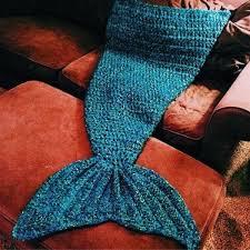 Mermaid Tail Blanket Pattern Free