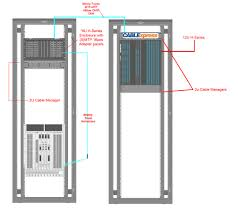visio diagrams cablexpress LC Fiber Patch Panel at Fiber Optic Patch Panel Wiring Diagram