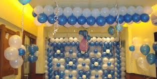 Small Picture How To Make A Childs Birthday Party Decorations At Home Ideas
