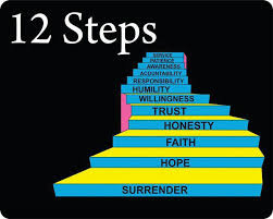 Image result for aa 12 steps