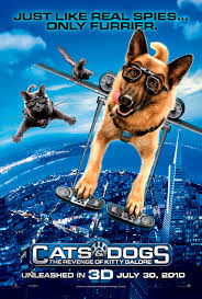 cats and dogs movie poster. Exellent And Throughout Cats And Dogs Movie Poster A