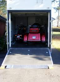 5th wheel toy hauler and touring bikes garage is finished 004