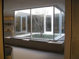 office door with window. View Of The Atrium From My Office Door With Window T