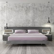 modern furniture cool bedrooms. braga grey lacquer wood contemporary platform bed by ju0026m bedroom modernmodern bedscontemporary bedroommodern furniturefurniture ideasfurniture modern furniture cool bedrooms s