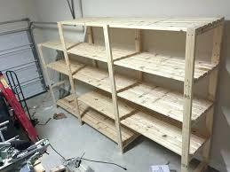 ana white garage shelves garage shelves how to build a shelving unit with wood garage shelves