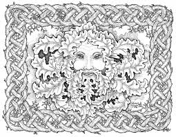 Printable Celtic Designs Coloring Pages Free Celtic Coloring Pages Embellishing And Colouring