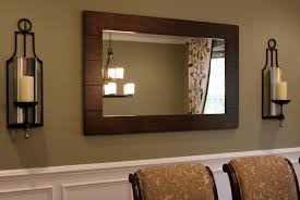 mirror for dining room wall. Candle Wall Sconces With Mirror Decor Dining Room Sconceswall House Interiors For G