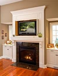 Small Picture Best 20 Tv over fireplace ideas on Pinterest Tv above fireplace