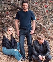Smarty Dad: Skeet Ulrich - Charlotte Smarty Pants