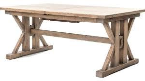 extendable farmhouse table. Expandable Farm Table Extendable Farmhouse Dining Attractive Plans Rustic Within Prepare West Elm .