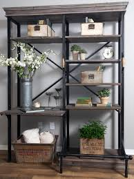 Living Room Shelves Design Love Fixer Uppers Perfectly Styled Bookshelves Our Tips To Up